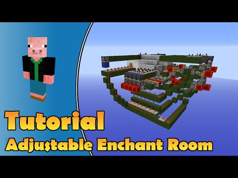 Minecraft - Adjustable Enchanting Table For Minecraft 1.8 And Up! PC, Playstation, Xbox, WiiU