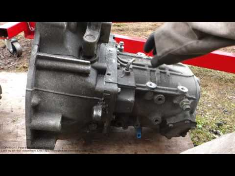 How to noticed bad Nissan manual gearbox
