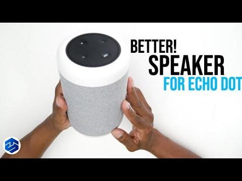 GGMM D6 Speaker For Amazon Echo Dot