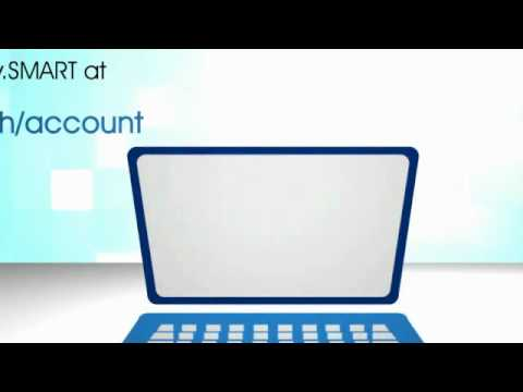 How to update Smart postpaid billing address