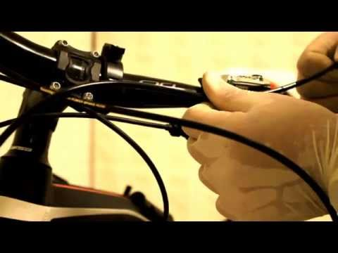 How to shorten hydraulic brake hose - Shimano (step by step)