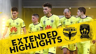 Extended Highlights | Wellington Phoenix vs Newcastle Jets
