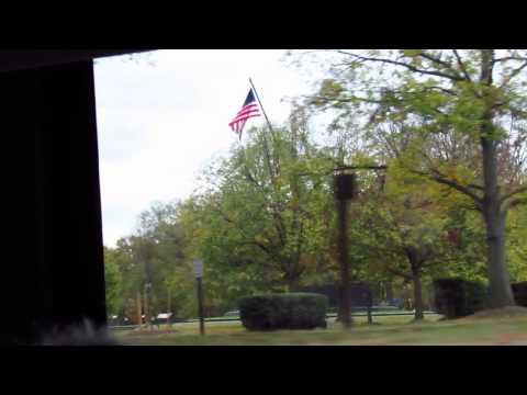 Iwo Jima Memorial drive-by