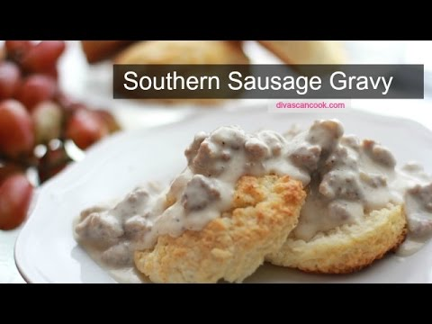 Southern Sausage Gravy ~ Pass The Biscuits!