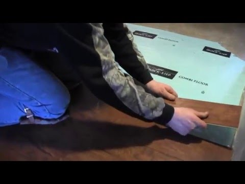 How to install laminate in a hallway-part 1