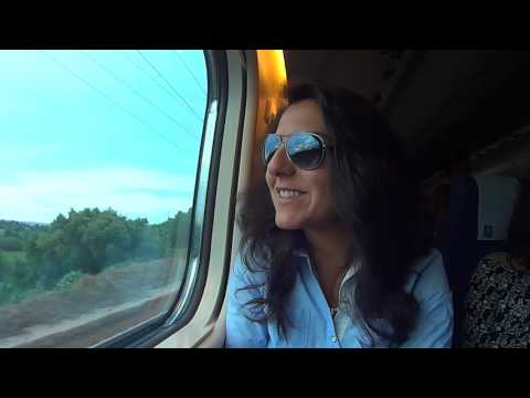 Train to Porto - Portugal