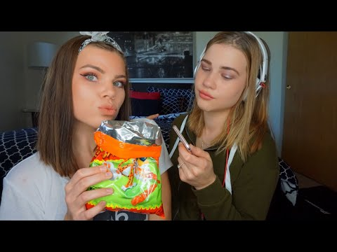WHISPER CHALLENGE WITH MY SISTER | FUNNY