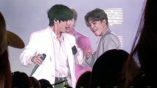 191029 Boy With Luv @ BTS 방탄소년단 Speak Yourself The Final Day 3 Seoul Concert Fancam