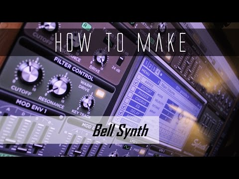 How to make a Simple Bell Synth | Sylenth1 Tutorial