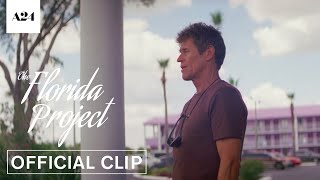 The Florida Project   No Harm No Fowl   Official Clip HD   A24