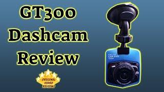 Item review - Novatek Car Camera (GT300)