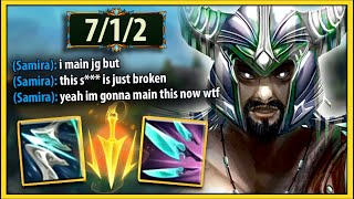 This Is The Rare Game Where Auto Fill Actually Works Challenger Tryndamere League Of Legen