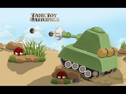 Tank Toy Battlefield: Game Trailer