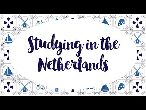 Webinar - Studying in the Netherlands: How to Get Ready & Get Started