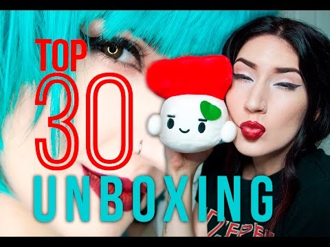 NYX FACE AWARDS TOP 30 UNBOXING | KD Alchemy