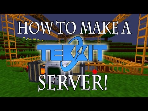 How to make A Tekkit server with Hamachi (August 2015)