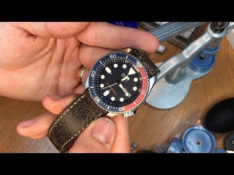 REPAIR YOUR AUTOMATIC SEIKO - Most Common Problem Fixed!