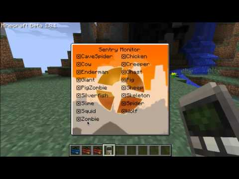Minecraft Mod Showcase Ep1: Team Fortress 2 Mod!