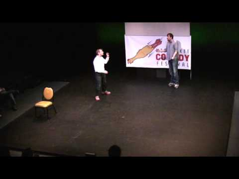 Jack and the Wolf - 2014 Milwaukee Comedy Festival