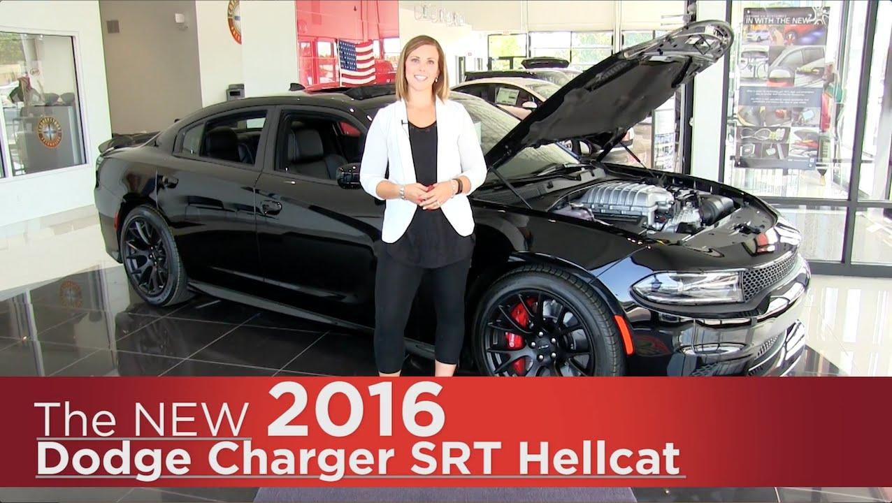 New 2016 Dodge Charger SRT Hellcat - Minneapolis, Elk River, Coon Rapids, St Paul, St Cloud, MN