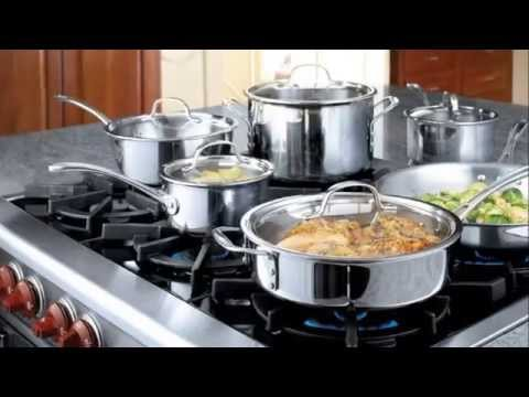 Calphalon Classic Stainless Steel Cookware