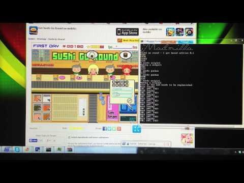 Flash game bot