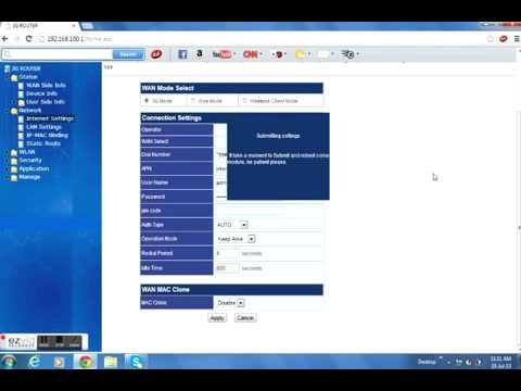 3G Wifi Router For tata docomo, reliance , Airtel,