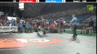 152 Kristian Mendez vs. Chase Straw