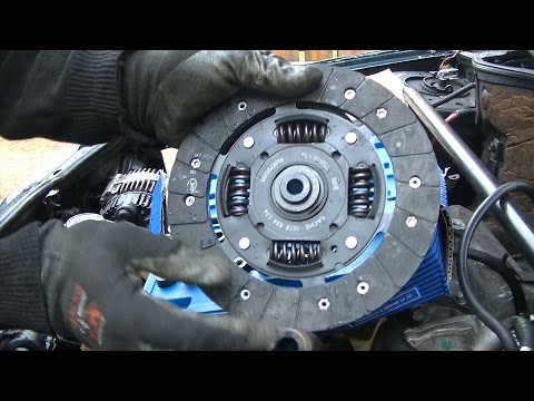 Clutch replacement part 2: clutch refitting