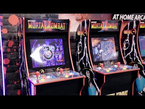 Arcade 1 UP - Retro Gaming done RIGHT!