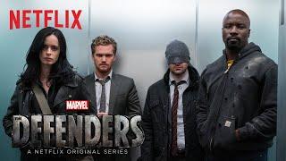 Marvel's The Defenders   Featurette [HD]   Netflix