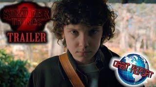 Stranger Things 2 Trailer - Orbit Report