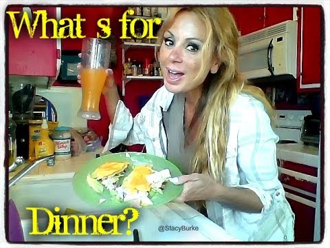 What`s For  Dinner? Miracle Whip Cheese Onion Lettuce Toast