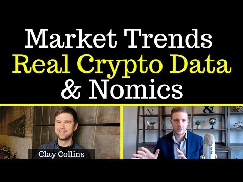 Crypto Investing Trends & Better Market Data with Clay Collins, CEO of Nomics