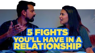 ScoopWhoop: 5 Fights You'll have In A Relationship