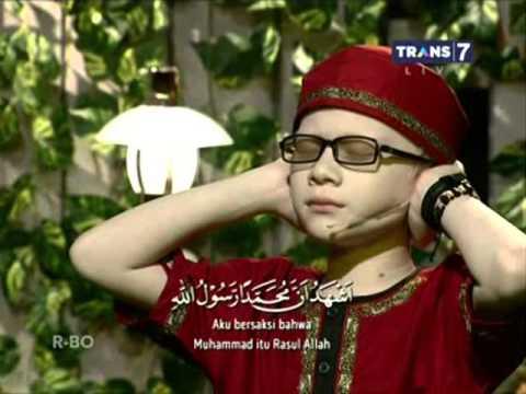 Muadzin Adzan Maghrib