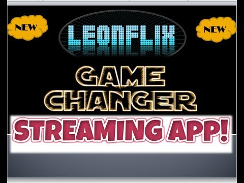 *NEW* STREAMING MOVIES - TV SHOWS  APP : Leonflix