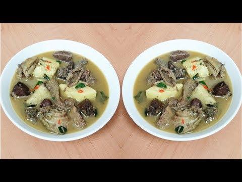 Yam Pepper Soup | All Nigerian Recipes