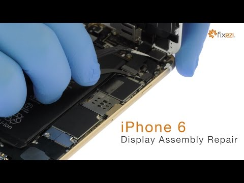 How to fix your iPhone 6 Display Assembly