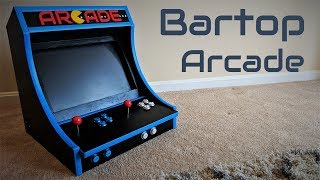Arcade1UP mini cab Spinner upgrade review - myvideoplay com