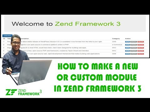 How to Create a new or Custom Module and Setup the Project Part-2
