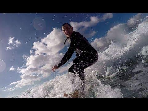Vídeo #2 HARD DAY... Learn Surfing after 30 - Aprender a Surfar depois dos 30