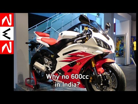 Why are we not getting 600cc supersports bikes in India? & Update about Triumph