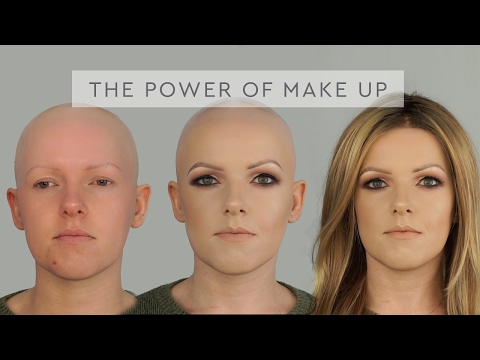 The Power of Make Up: Alopecia Edition | Faces by Poppy