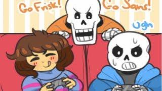 【 Undertale Animation Dubs #49 】Epic Undertale Comic dub Compilation