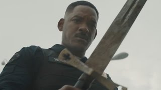 Bright | official trailer #1 (2017) Will Smith Netflix