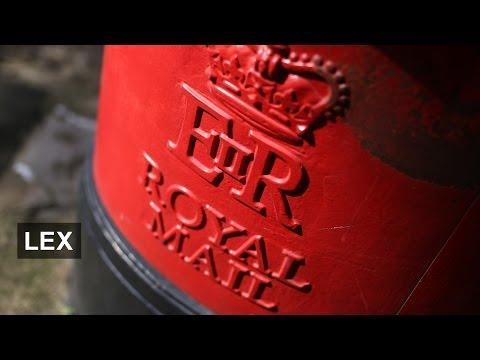 Royal Mail in Wonderland?