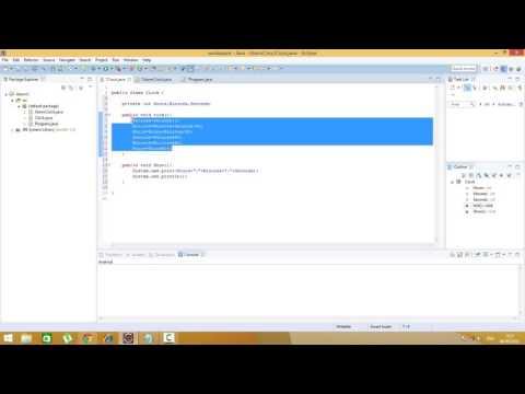 How To Create AlarmClock in Java