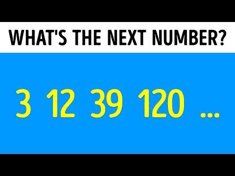 10 Math Riddles That'll Make You Sweat