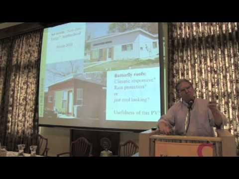 Smart Design For Hot/Humid Climates - Architect Peter L Pfeiffer, FAIA Part 1 of 2